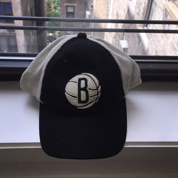 8fd9c3a7eb2 Brooklyn Nets baseball hat